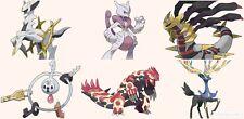 Ultra Pokemon Sun and Moon 6IV-EV Trained Mega-Mewtwo X Team