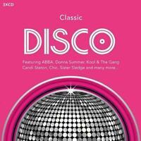 CLASSIC DISCO Various Artists NEW & SEALED 3X CD SET 70s 80s Soul Funk Pop 3CD