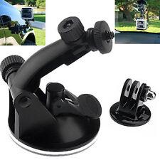 In Car Window Windscreen Suction Cup Mount Tripod Holder For Gopro Hero 4/3/2/HD