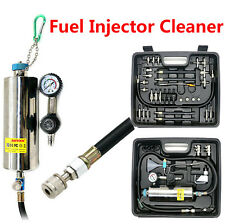 Auto Non-Dismantle Fuel System Cleaner Injector Clean For Petrol EFI Throttle