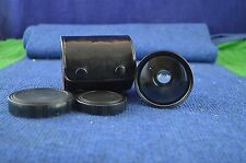 Lovely Bower Marexar Ultra Wider 55mm Wide Angle Fish Lens Converter RD7762