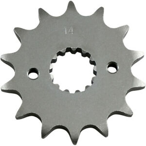 Parts Unlimited Counter Shaft Sprocket - 14-Tooth | 13144-1046-14T