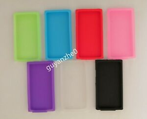 New Silicone Case Cover Protect For Apple iPod Nano 7th Generation - 7 Colors