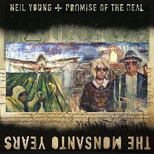 Neil Young/promesa de lo real: la Monsanto años (Doble LP Vinilo) Sellado