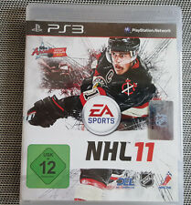 Game Spiele PS3 DVD ROM CD NHL 11