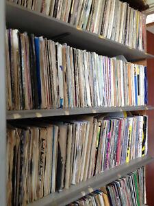 """SEVENTIES VINYL 7"""" SINGLES RADIO DJ COLLECTION 70s JUKEBOX CLASSIC 45s 1970-79"""
