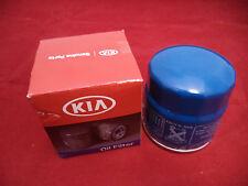 Genuine Kia Picanto Oil Filter 1.0 & 1.25  2011 >  P/N 2630002503