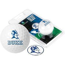 Duke Blue Devils Golf Ball with Ball Marker