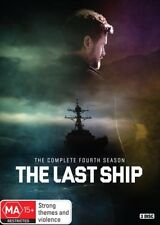 The LAST SHIP : Season 4 : NEW DVD