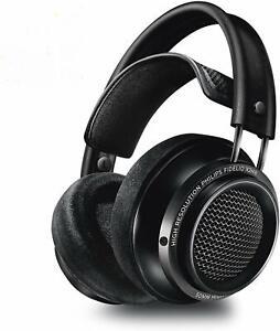 PHILIPS Audio Fidelio X2HR/00 Over-Ear Kopfhörer Schwarz NEU & OVP***