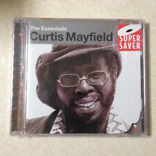 MAYFIELD, CURTIS - ESSENTIALS BRAND NEW CD