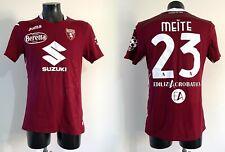 Meitè Torino maglia indossata Serie A 2020 2021 match worn shirt MILAN FRANCE
