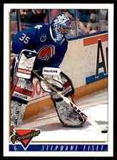 1993-94 Topps Premier Stephane Fiset #165