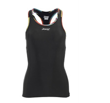 Zoot - Women's Performance Tri Racerback - Black - Small