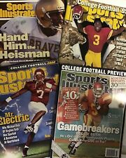 Sports Illustrated NCAA All American Bundle (4 Newsstand)
