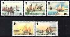 (Ref-11979) Isle of Man 1981 Deep Sea Fisherman Mission SG.190/194 Mint MNH