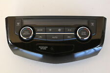 14 15 16 Nissan Rogue Climate Control Panel Temperature Unit A/C Heater