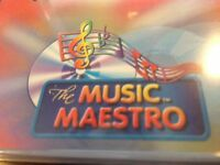 MUSIC MAESTRO KARAOKE 6090 LEGENDARY ELVIS CD+G OOP SEALED