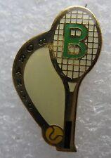 Pin's Raquette Ville de BORAN Tennis Club #1886