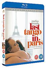 LAST TANGO IN PARIS - BLU-RAY - REGION B UK