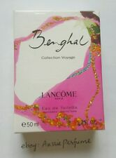 BENGHAL COLLECTION VOYAGE Lancome 50ml EDT Spray Women Genuine Perfume SealedBox