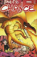 Homage Comics Leave it to Chance Volume 1 Number 2 First Printing October 1996