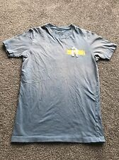 Ruehl 925 (Abercrombie & Fitch) T-Shirt - Blue - Small