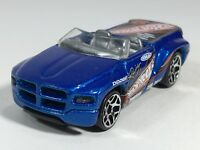 Hot Wheels 2002 Dodge Sidewinder Metalflake Blue HW Mainline Malaysia Loose #2