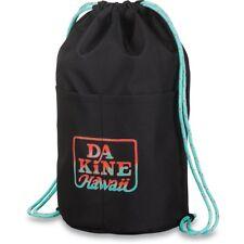 Mochila/Backpack - DAKINE - CINCH PACK 17L - BLACK TROPICAL - Front slip pockets