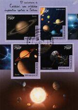 NASA/ESA CASSINI-Huygens Spacecraft Probe to Saturn Space Stamp Sheet/2014 Togo