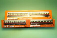 M&B Marklin Primex HO 3017 4019 Tinplate railcar Berliner S Bahn