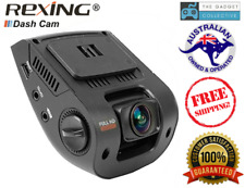 "Rexing V1 Car Dash Cam 2.4"" LCD FHD 1080p 170 Degree Wide Angle Dashboard Camera"