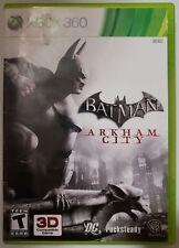 Batman: Arkham City - Xbox 360 - Complete CIB