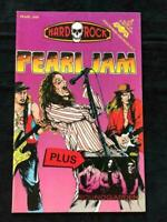 Hard Rock Pearl Jam #8 Revolutionary Comics RARE a must have for collection