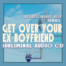Subliminal Relationship Help Series: Get Over Your Ex Boyfriend Subliminal CD