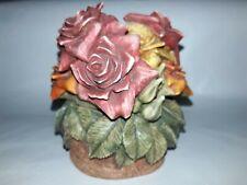 Harmony Kingdom Rose Party - Lord Byron's Harmony Garden - Signed & #1751/5000