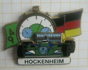 HOCKENHEIM / MILD SEVEN / MOTORSPORT .................Zigaretten - Pin (226j)