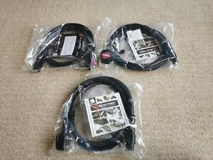 MS HD POWER P80 1.0M Rh RHODIUM HIFI REFERENCE MAINS POWER CABLE IEC rrp £169