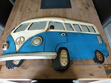 Preloved Kombi VW Tin / Metal Wall Hanging / Print / Mirror