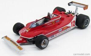 Exoto F1 Ferrari 312T4 1:18 Gilles Villeneuve 1979 Winner SA Grand Prix 97071