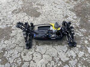 Losi 8IGHT Nitro RTR 1/8 4WD Buggy Kit