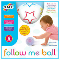 Galt Follow Me Ball Crawl Toy For Babies - Encourage Your Baby to Crawl!