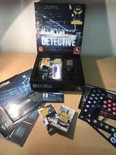 wie NEU * Detective Brettspiel Deutsch von PEGASUS für 1-5 Spieler Top Zustand