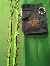Disney Couture Kidada Bambi Green Wrap Charm Bracelet
