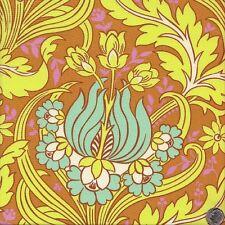 Amy Butler Soul Blossoms Fabric -- AB64 Cinnamon