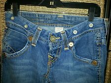 True Religion  Ava Big T Bootcut Low Rise Size 27