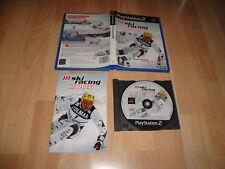 SKI SKY RACING 2005 DE COLDWOOD INTERACTIVE - JOWOOD LA SONY PS2 USADO COMPLETO