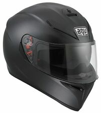 Cascos lisos AGV motocicleta para conductores