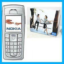 Nokia 6230i Silber Handy Silver Edition + Original Stromspeicher Neu + OVP