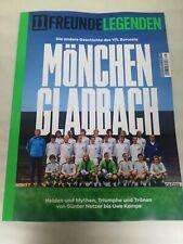 11 Freunde Sonderheft Legenden VFL Borussia Mönchen Gladbach Ausgabe 7.10.2021